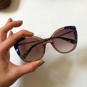 Longchamp Cat Eye Sunglasses